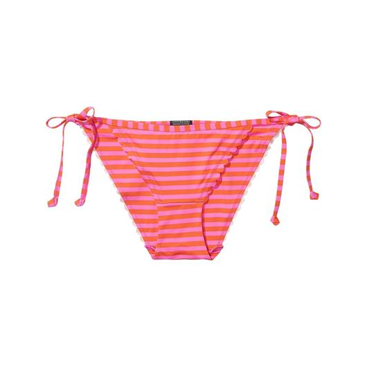 Снимка на SCOTCH&SODA WOMEN'S Bikini bottom with scalloped edges