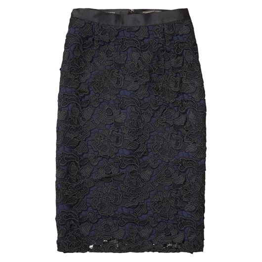 Снимка на SCOTCH&SODA WOMEN'S Lace pencil skirt