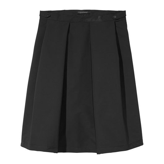 Снимка на SCOTCH&SODA WOMEN'S Knee length pleated skirt in technical quality