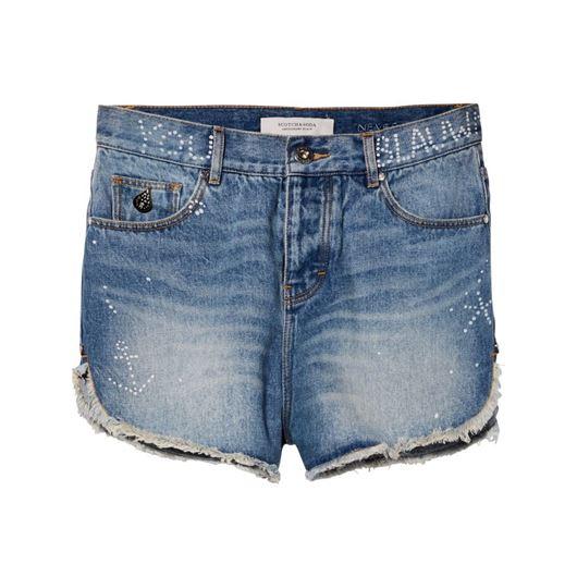 Снимка на SCOTCH&SODA WOMEN'S Shorts - Ocean Shades