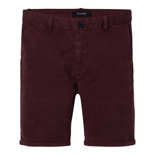Снимка на SCOTCH&SODA MEN'S Classic chino short in stretch cotton twill quality
