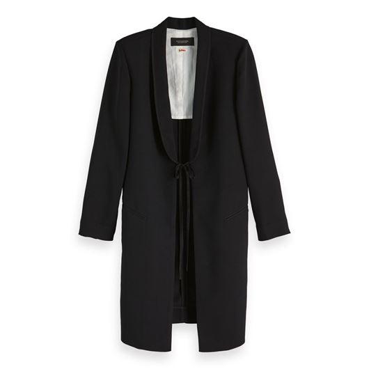 Снимка на SCOTCH&SODA WOMEN'S Longer length celebration blazer