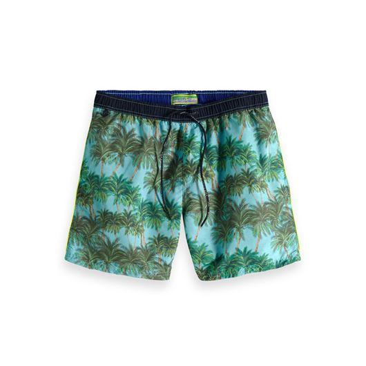 Снимка на SCOTCH&SODA MEN'S Classic swimshort with summer all-over print