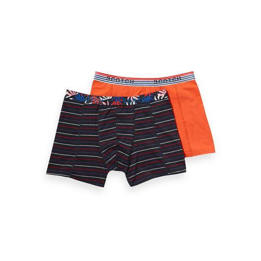 Снимка на SCOTCH&SODA MEN'S Classic boxer short with printed waistband