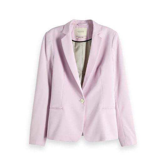 Снимка на SCOTCH&SODA WOMEN'S Classic tailored blazer