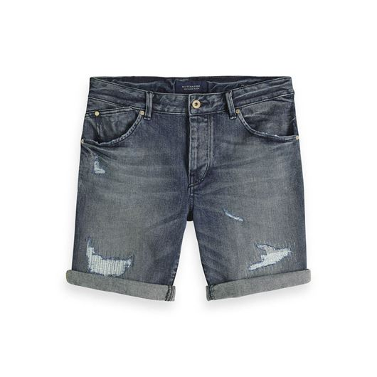 Снимка на SCOTCH&SODA MEN'S Phaidon Shorts - Sand And Sea   Regular Slim Fit
