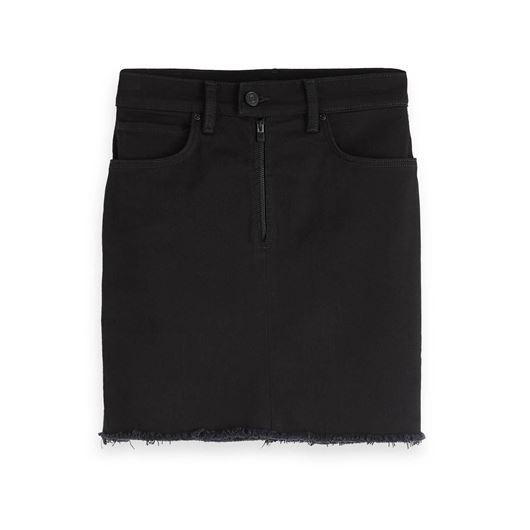 Снимка на SCOTCH&SODA WOMEN'S Denim Skirt - Liars Loop