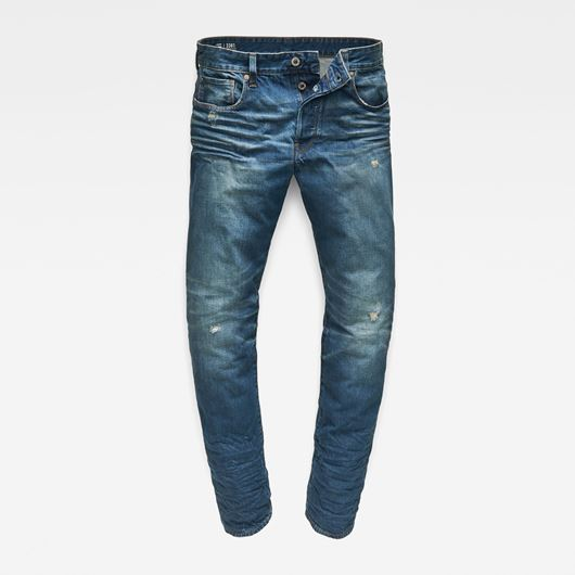 Снимка на G-Star RAW MEN'S 3301 Tapered Jeans