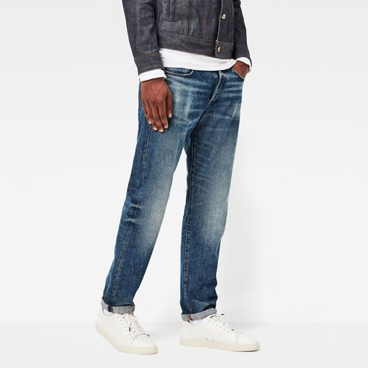 Снимка на G-Star RAW MEN'S Riban Tapered Jeans