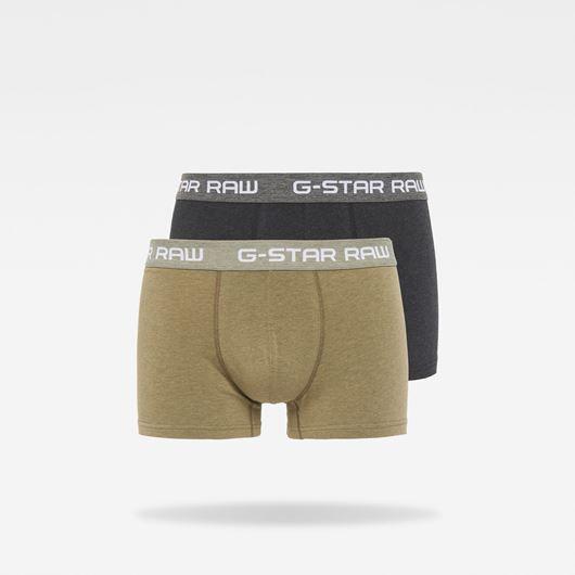 Снимка на G-Star RAW MEN'S Classic Trunk Htr 2 pack Underwear