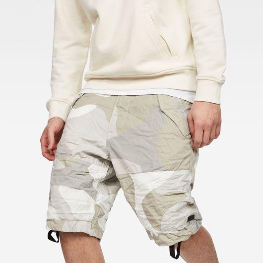 Снимка на G-Star RAW MEN'S Rovic Deconstructed loose 1/2 Shorts