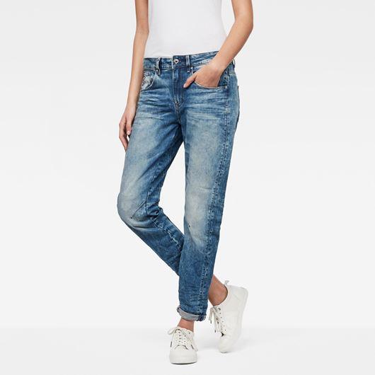 Снимка на G-Star RAW WOMEN'S Arc 3D Mid Boyfriend Wmn NEW Jeans