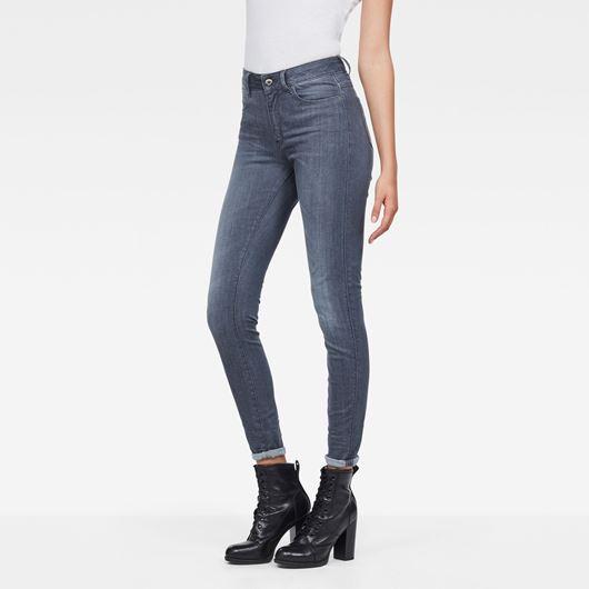 Снимка на G-Star RAW WOMEN'S G-Star Shape High Super Skinny Wmn Jeans
