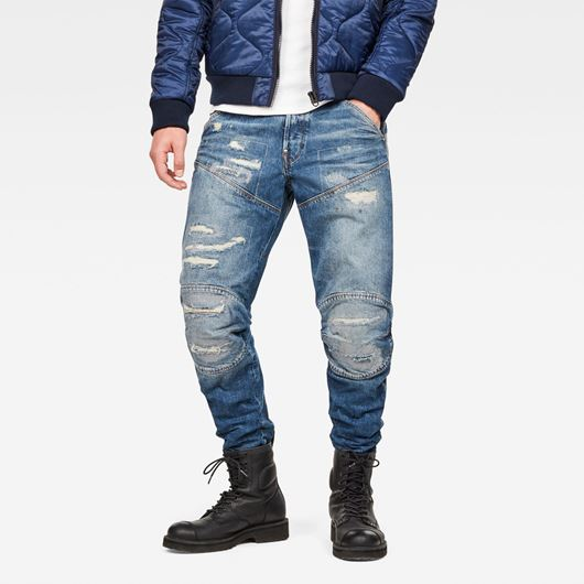 Снимка на G-Star RAW MEN'S 5620 3D GR Tapered Jeans