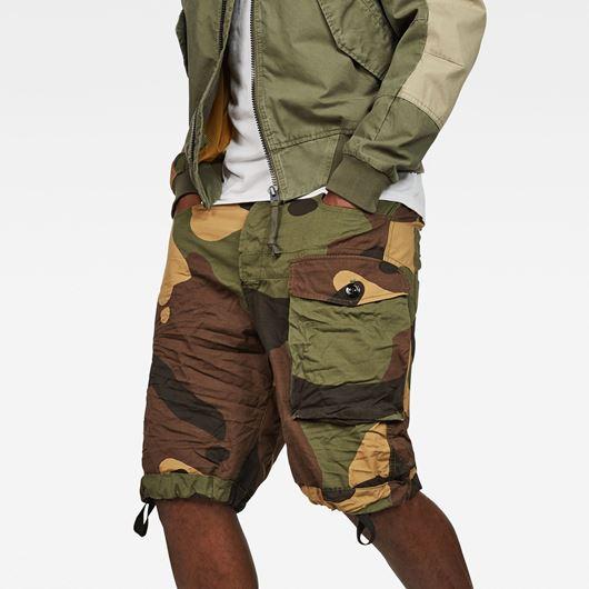 Снимка на G-Star RAW MEN'S Tendric Deconstructed loose 1/2 Shorts