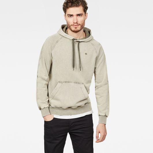 Снимка на G-Star RAW MEN'S Lyl Strett Deconstructed Hooded Sweater