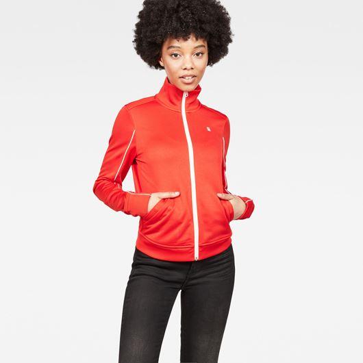Снимка на G-Star RAW WOMEN'S Lanc Slim Tracktop Sweater