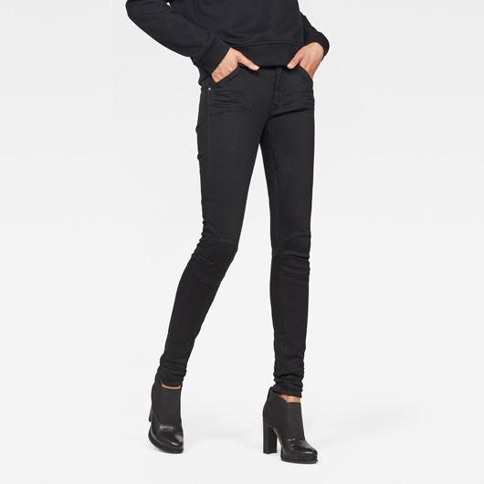 Снимка на G-Star RAW WOMEN'S 5622 G-Star Shape High Super Skinny Jeans