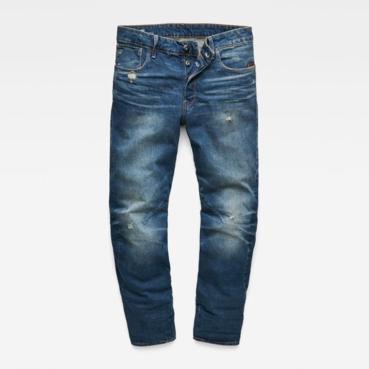 Снимка на G-Star RAW MEN'S Arc 3D Relaxed Tapered Jeans