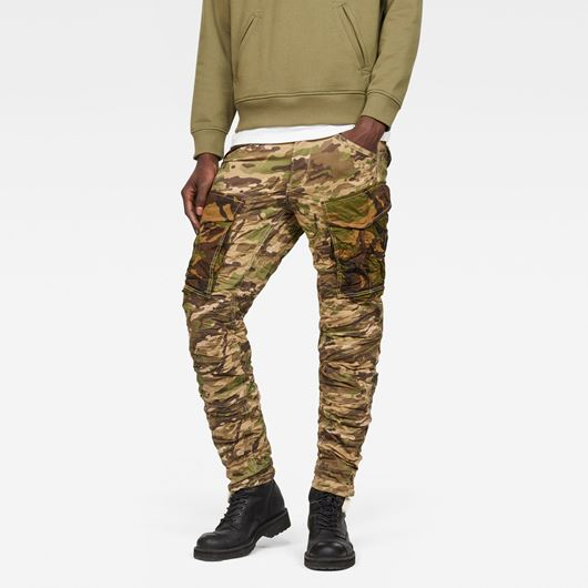 Снимка на G-Star RAW MEN'S Rovic mix 3d Tapered Other 5 Pockets
