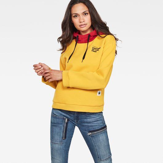 Снимка на G-Star RAW WOMEN'S Lynaz Hooded Sweater