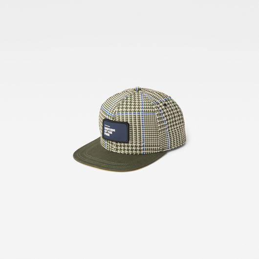 Снимка на G-Star RAW MEN'S Data Snapback Cap Pattern