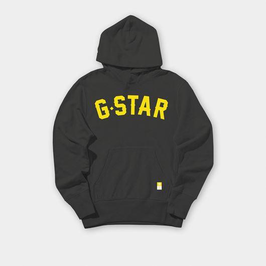 Снимка на G-Star RAW MEN'S Halgen Core Hooded Sweater