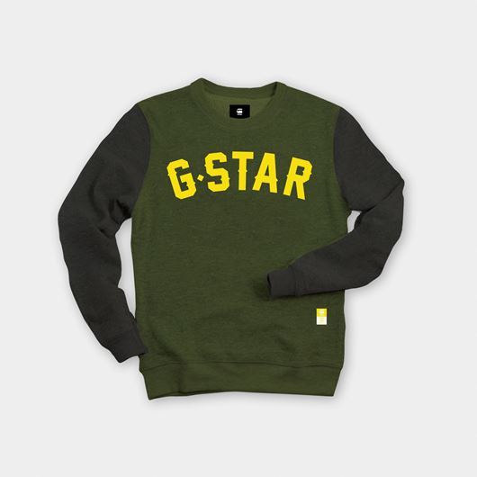 Снимка на G-Star RAW MEN'S Halgen Core Sweater