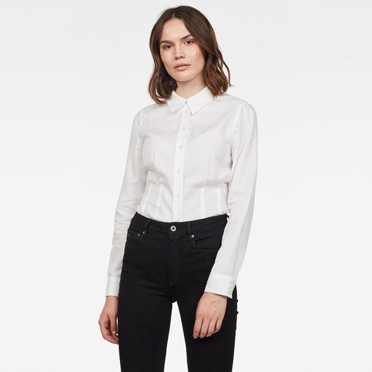 Снимка на G-Star RAW WOMEN'S Syenite Slim Shirt
