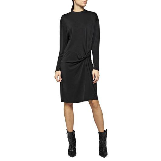Снимка на REPLAY WOMEN'S DRESS WITH ASYMMETRIC KNOT W9452.22542.099