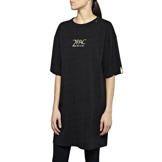Снимка на REPLAY WOMEN'S DRESS REPLAY TRIBUTE TUPAC LIMITED EDITION