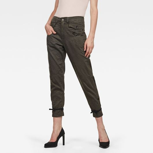 Снимка на G-Star RAW WOMEN'S Army Radar BF Strap Pants
