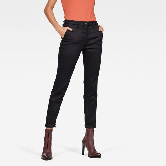 Снимка на G-Star RAW WOMEN'S Bronson Mid Skinny Chino