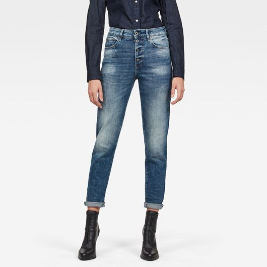Снимка на G-Star RAW WOMEN'S Navik High Slim Ankle Jeans