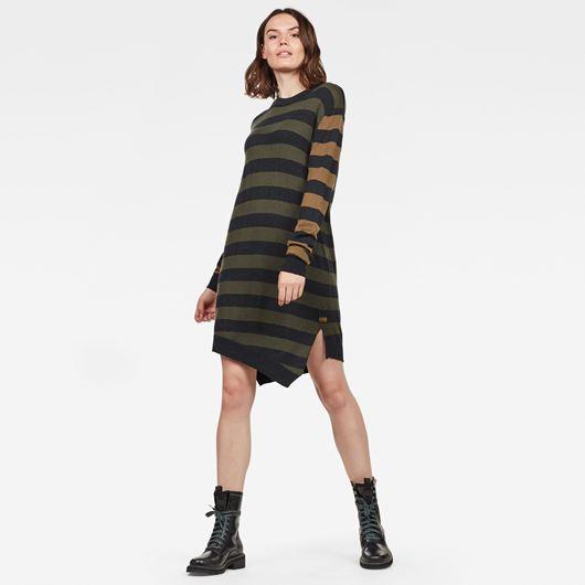 Снимка на G-Star RAW WOMEN'S Asym Dress Knit