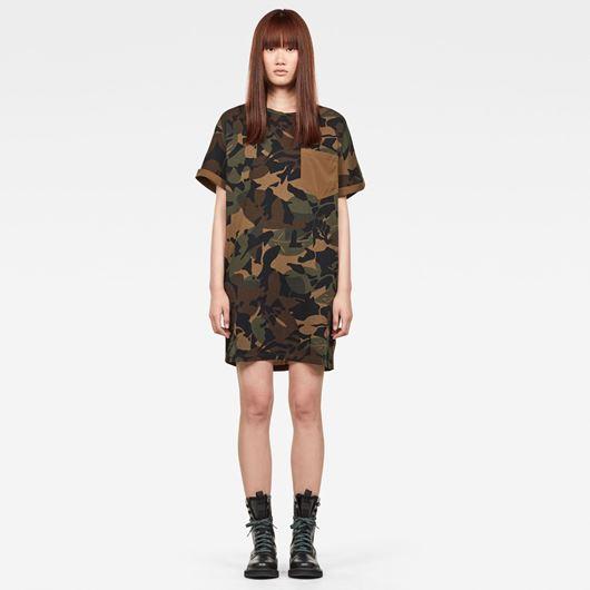 Снимка на G-Star RAW WOMEN'S Moxel Pocket Dress