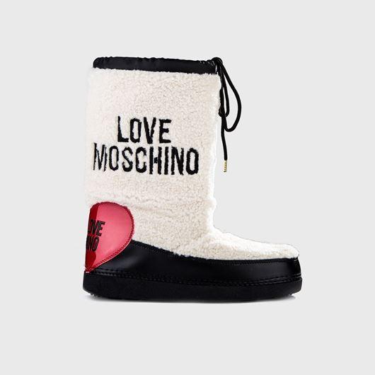 Снимка на LOVE MOSCHINO WOMEN'S ANKLE BOOT JA24162G08JX110A